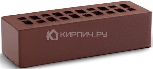 Кирпич для фасада шоколад евро гладкий М-150 КС-Керамик цена