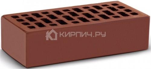 Кирпич  М-150 шоколад одинарный гладкий КС-Керамик