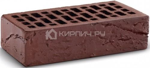 Кирпич одинарный шоколад кора дерева М-150 КС-Керамик