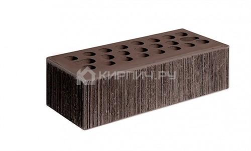 Кирпич для фасада шоколад полуторный бархат М-150 Керма цена