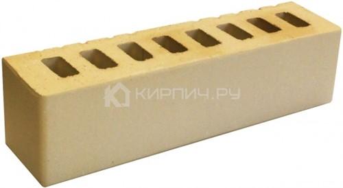 Кирпич для фасада слоновая кость брусок гладкий М-150 БКЗ цена