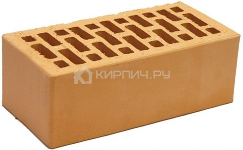 Кирпич солома полуторный гладкий М-150 НЗКМ