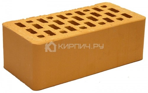 Кирпич солома полуторный гладкий М-150 Терекс Цех 1