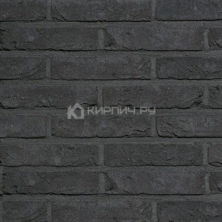 Кирпич для фасада Terca (Wienerberger) AGORA GRAFIETZWART ручная формовка 210х100х65