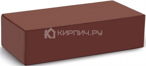Кирпич для фасада терракот одинарный гладкий полнотелый М-300 КС-Керамик