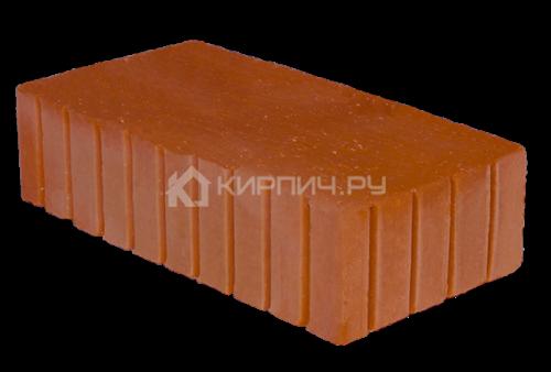 Кирпич строительный полнотелый одинарный М-125 рифленый Алексин цена