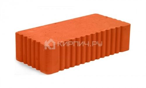 Кирпич строительный полнотелый одинарный М-150 рифленый Мстера цена