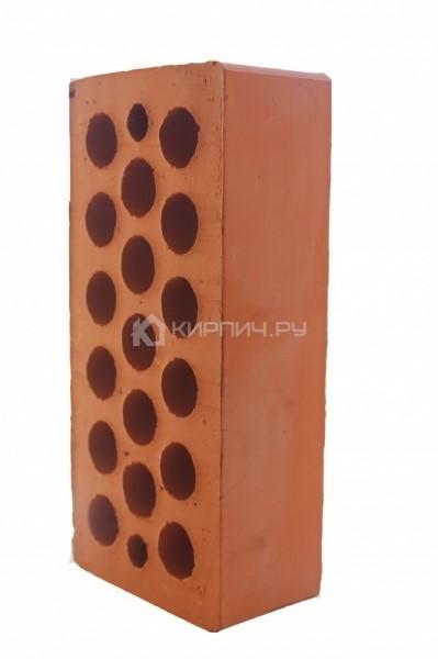 Кирпич щелевой одинарный М-150 гладкий Каширский кирпич цена