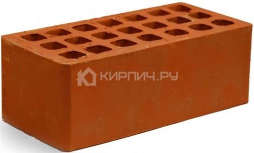 Кирпич щелевой полуторный М-150 гладкий Михневская керамика