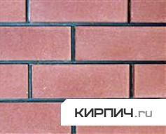 Силикатный кирпич розовый одинарный КЗСК цена