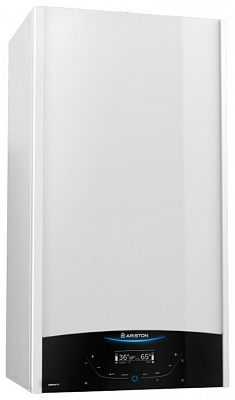 Настенный газовый двухконтурный котёл Ariston GENUS X 30 CF NG цена