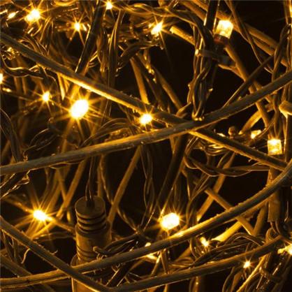 Гирлянда-фигура Олень 160 LED ламп 98 см коричневый цвет для улицы