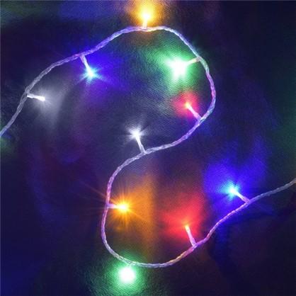 Светодиодная гирлянда Balance Нить для улицы 48 ламп 5 м цвет мультиколор цена