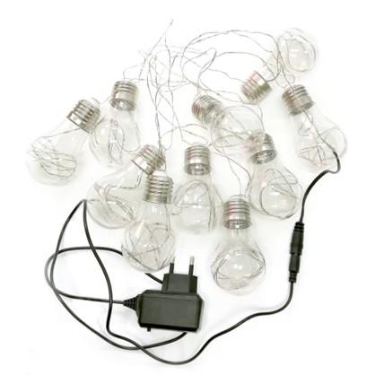 Светодиодная гирлянда Лампочки для дома 100 ламп 3 м цена