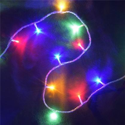 Светодиодная гирлянда Нить для улицы 48 ламп 5 м цвет мультиколор цена