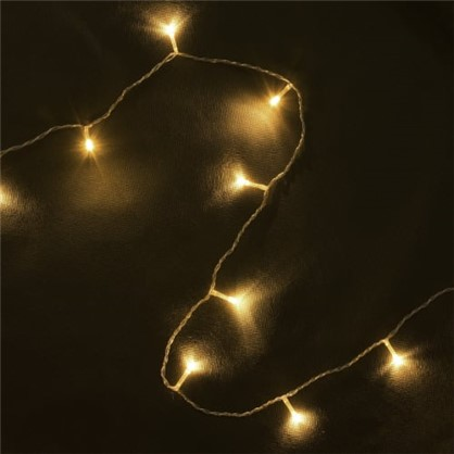 Светодиодная гирлянда Занавес для улицы 96 ламп 1.2 м цвет тёплый белый цена