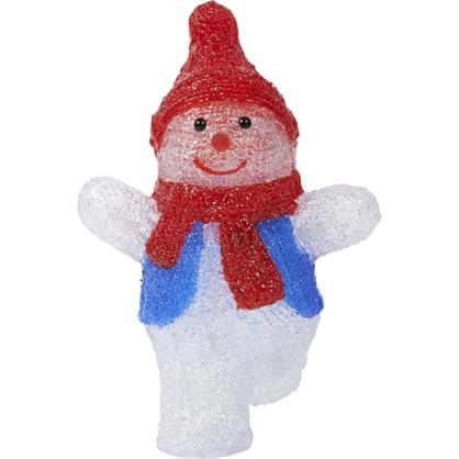 Фигура светодиодная Uniel Снеговик-2