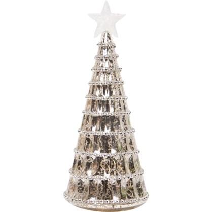 Новогоднее украшение светодиодное Ёлочка 9х22х9 см цена