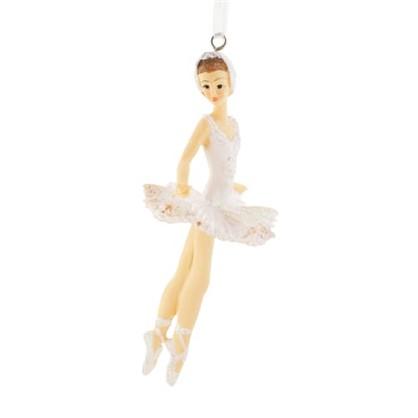 Украшение Елочное Балетная Школа 11 См цена