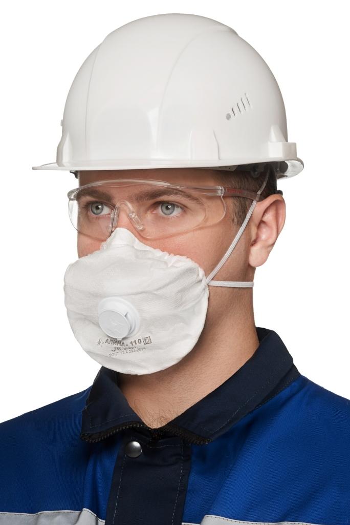 Защитная маска Алина 110 FFP1 в